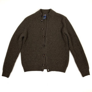 346 Brooks Brothers Lambswool Button-Down Sweater